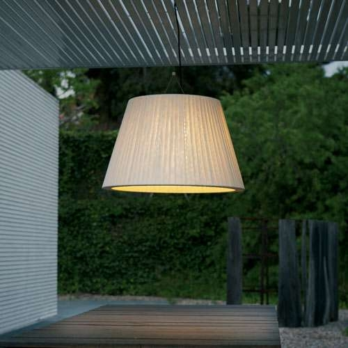 Great Fashionable Exterior Pendant Lights Intended For Marset Outdoor Lighting Marset Outdoor Lights Ylighting (View 17 of 25)
