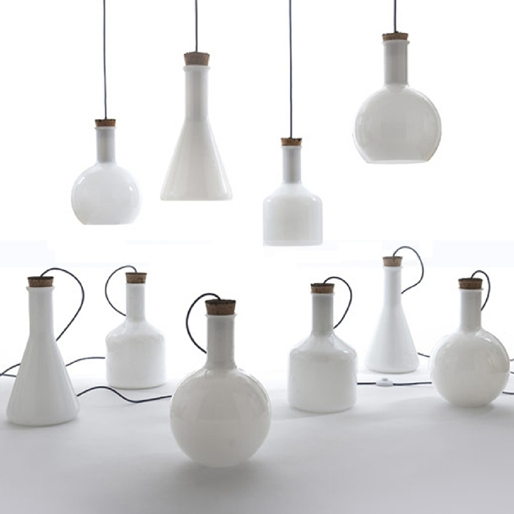 Great High Quality Milk Glass Pendant Lights Throughout Popular Milk Glass Shade Buy Cheap Milk Glass Shade Lots From (Image 10 of 25)