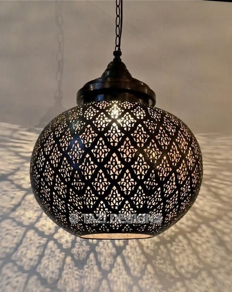 Great Latest Moroccan Punched Metal Pendant Lights Regarding Best 20 Moroccan Lighting Ideas On Pinterest Moroccan Lamp (View 11 of 25)