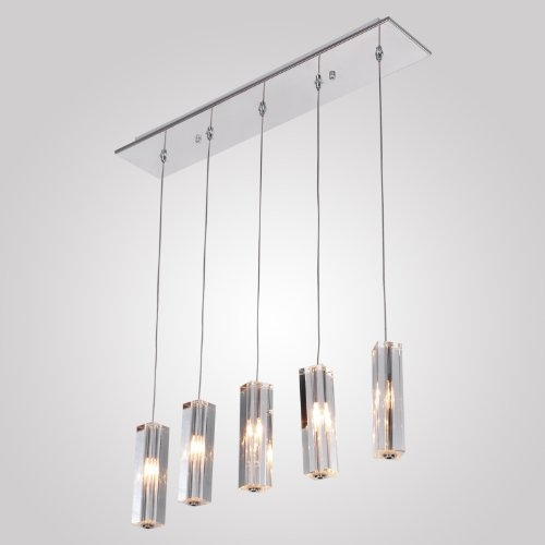 Great Latest Stainless Steel Pendant Light Fixtures With Lightinthebox Stainless Steel 5 Light Mini Bar Pendant Light With (Image 12 of 25)
