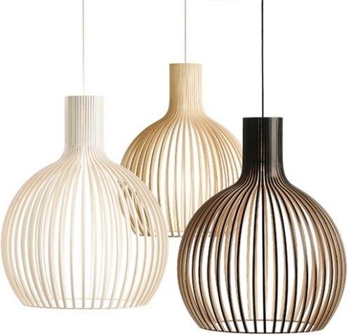 Great New Wooden Pendant Lights In Best 25 Wood Pendant Light Ideas On Pinterest Designer Pendant (Image 14 of 25)