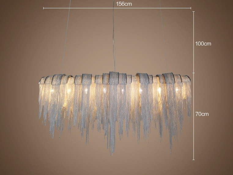 Great Popular Macrame Pendant Lights Inside Aliexpress Buy European Luxury Tassels Hanging Lights Modern (Image 12 of 25)