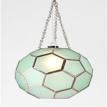 Great Series Of Honeycomb Pendant Lights For Seeded Honey Comb Pendant Ballard Designs (Image 14 of 25)