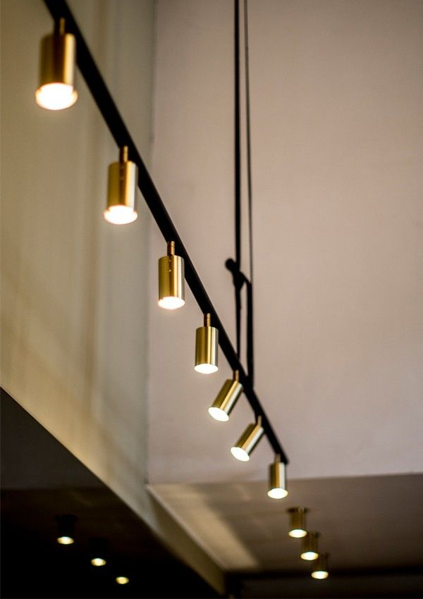 Great Series Of Luxury Track Lighting Within Best 25 Kitchen Track Lighting Ideas On Pinterest Farmhouse (Image 10 of 25)