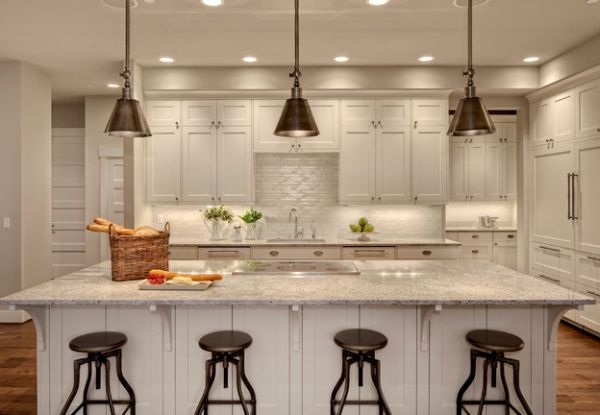 Great Series Of Pendant Lamps For Kitchen Inside Kitchen Pendant Lights With Modern Style (View 4 of 25)