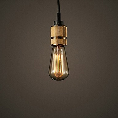 Featured Image of Pendant Light Edison Bulb