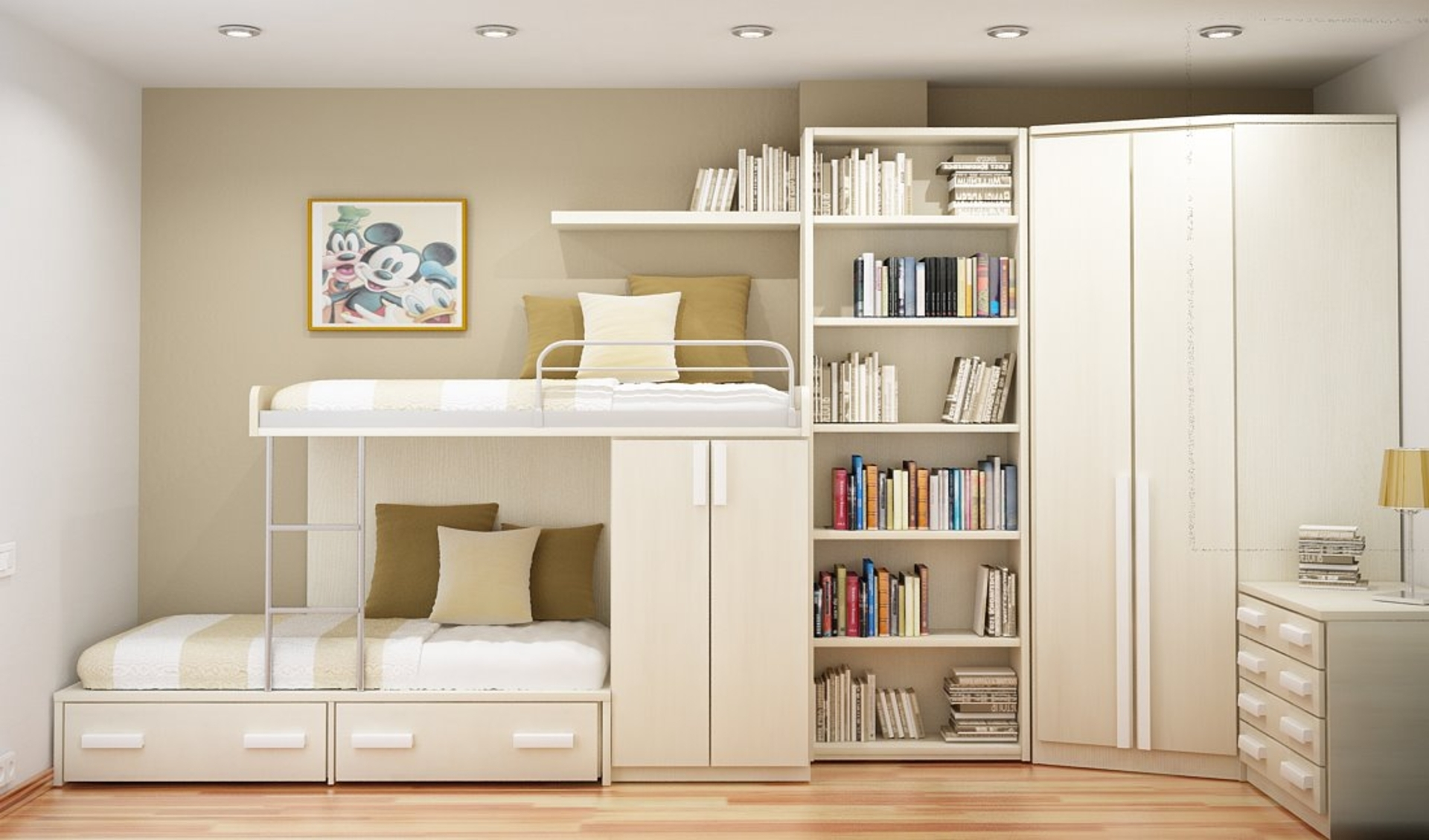 Great Small Bedroom Space Saving Furniture And Imm 1920×1129 For Space Saving Wardrobes (Image 15 of 25)