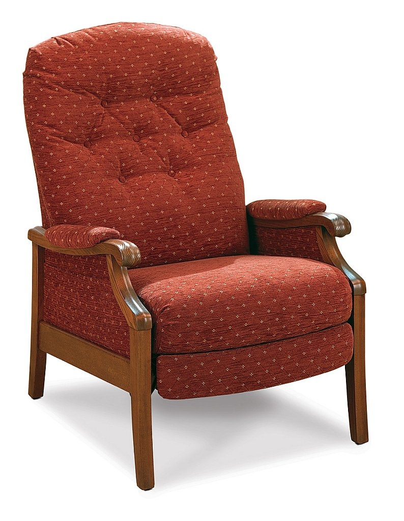 Great Trendy Cintique Winchester Chairs Within Cintique Winchester Recliner (Image 5 of 15)