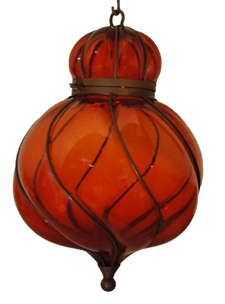 Great Unique Mexican Pendant Lights Pertaining To 83 Best El Callejon Art Blown Glass Lamp Images On Pinterest (Image 11 of 25)