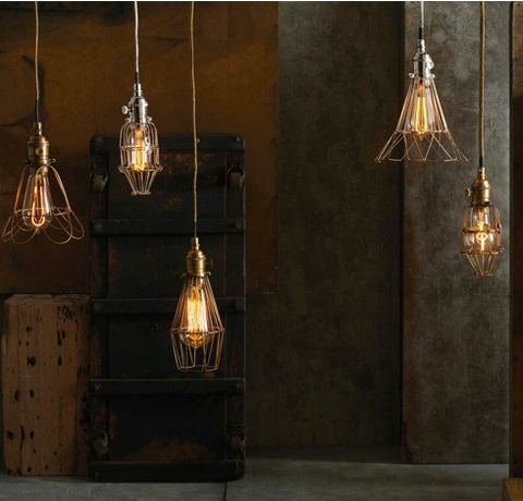 Great Variety Of Bare Bulb Light Fixtures In Upgrade Your Light Fixtures With One Simple Change Makely (Image 13 of 25)