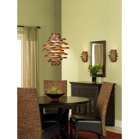 Great Variety Of Corbett Vertigo Small Pendant Lights Pertaining To Astonishing Corbett Vertigo Small Pendant Light 81 For Your Murano (Image 11 of 25)