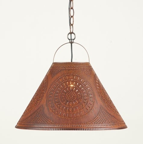Great Variety Of Rustic Light Pendants Pertaining To Rustic Copper Pendant Lighting Hbwonong (View 14 of 25)