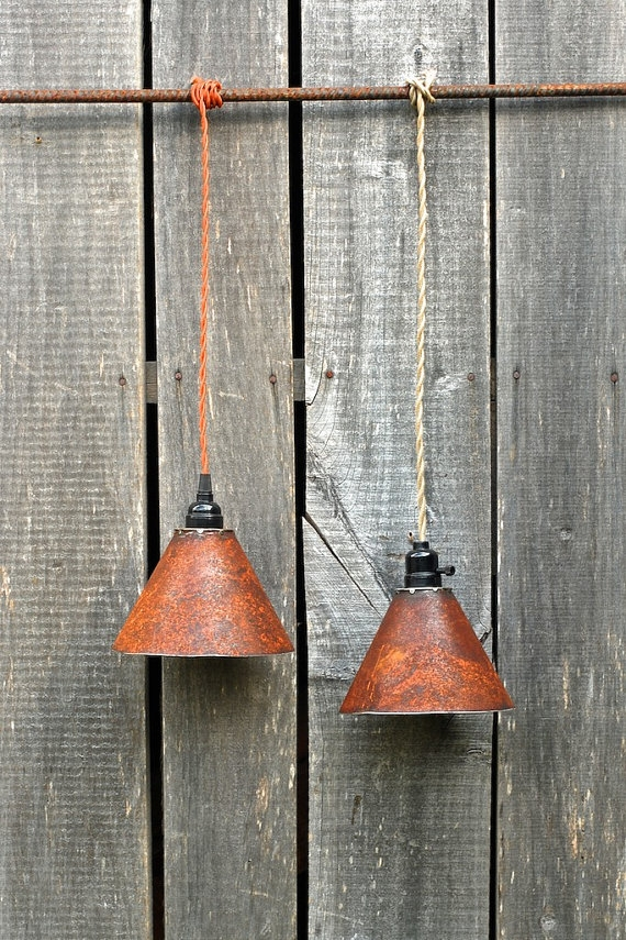 Great Variety Of Rustic Light Pendants Throughout Attractive Rustic Pendant Lighting Rustic Glass 5 Light Pendant (View 19 of 25)