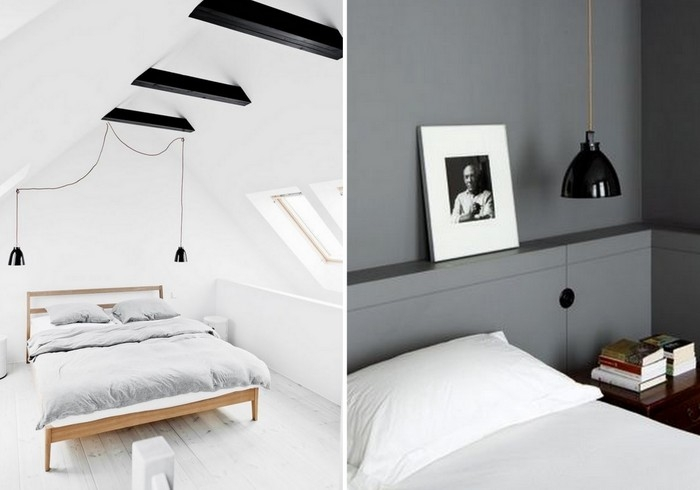 Great Well Known Plug In Hanging Pendant Lights In Its Hip To Hang Bedside Lighting Design Lovers Blog (Image 17 of 25)
