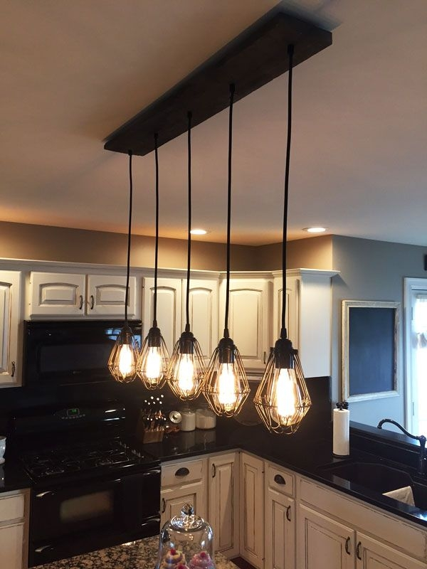 Great Well Known Rustic Lighting Regarding Best 25 Rustic Kitchen Lighting Ideas On Pinterest Rustic (Image 12 of 25)