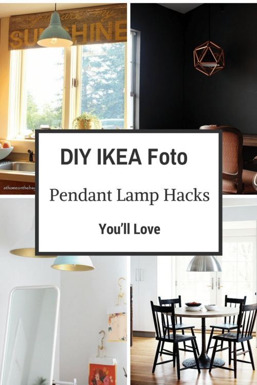 Great Widely Used Ikea Plug In Pendant Lights With Regard To 7 Diy Ikea Foto Pendant Lamp Hacks Youll Love Shelterness (View 5 of 25)