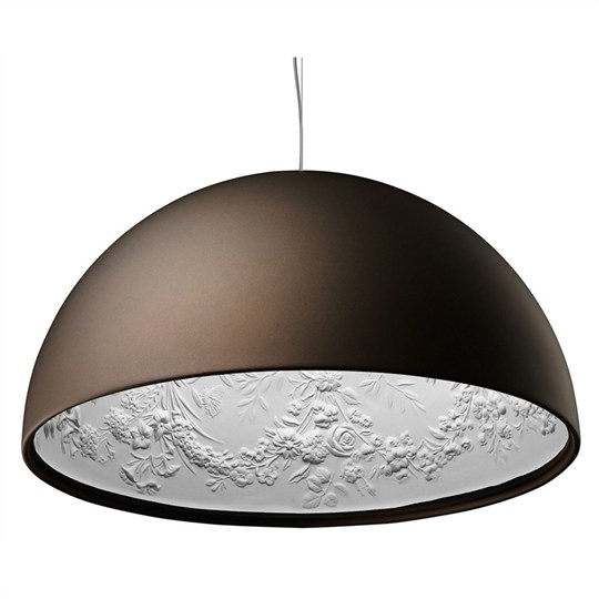 Great Widely Used Replica Pendant Lights In Replica Flos Skygarden Small Pendant Light Coffee Pendants (Image 9 of 25)