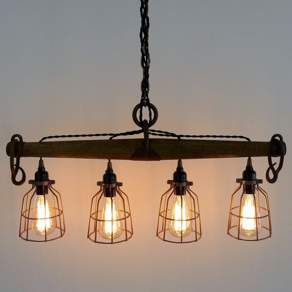 Great Widely Used Rustic Lighting Regarding Best 25 Rustic Kitchen Lighting Ideas On Pinterest Rustic (Image 13 of 25)