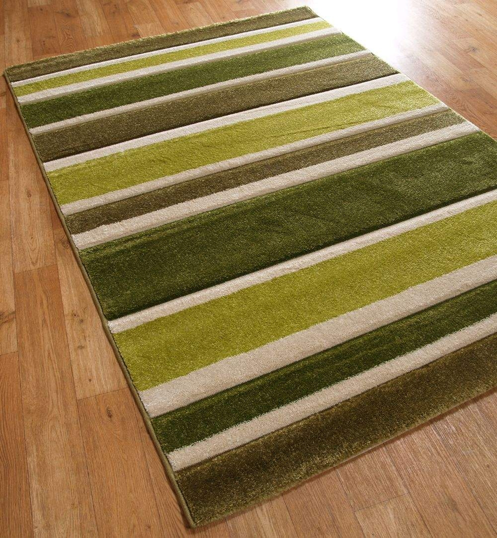 Green Brown Rugs Home Decors Collection Within Green And Brown Rugs (Image 6 of 15)