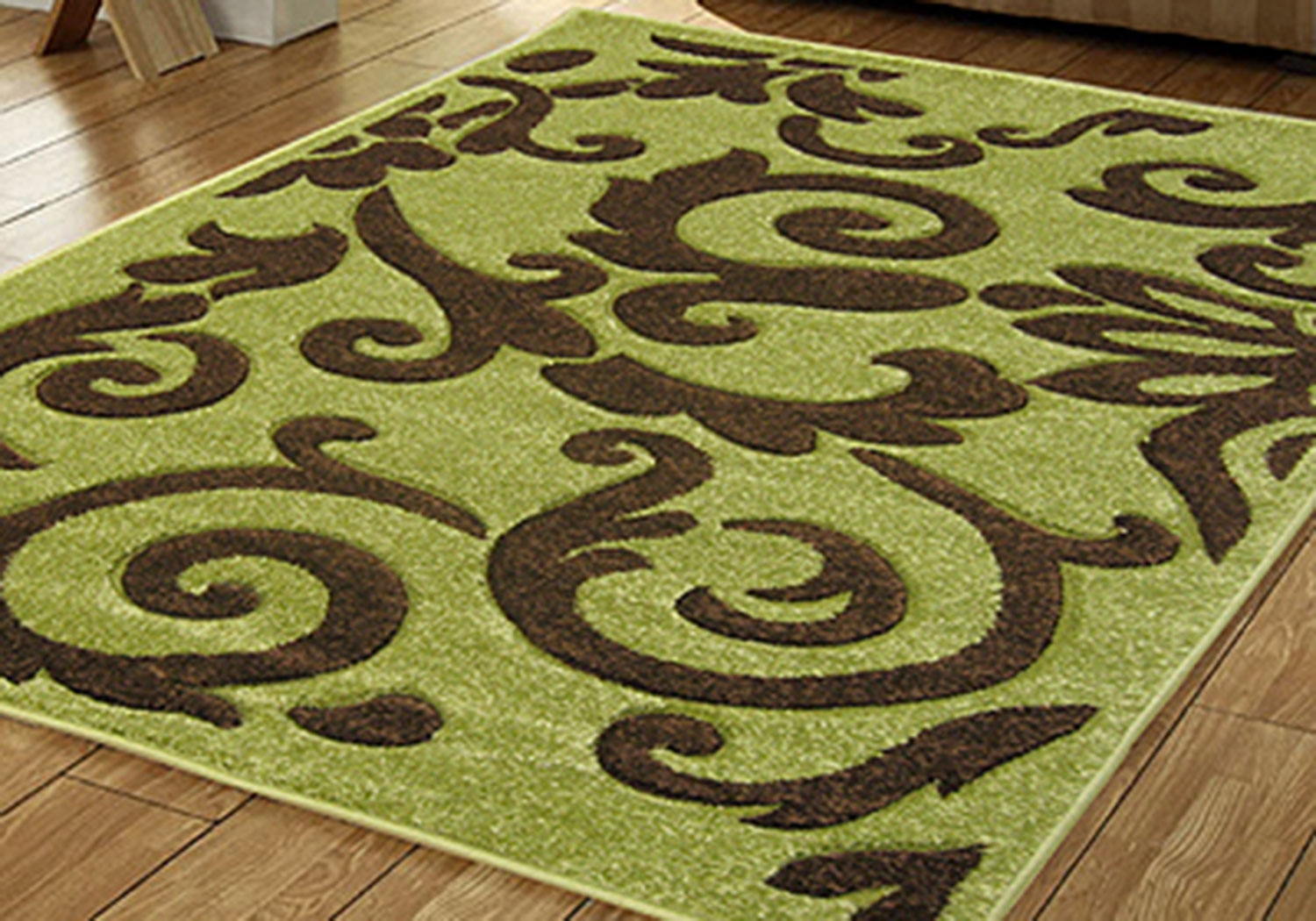Green Brown Rugs Roselawnlutheran With Regard To Green And Brown Rugs (Image 9 of 15)