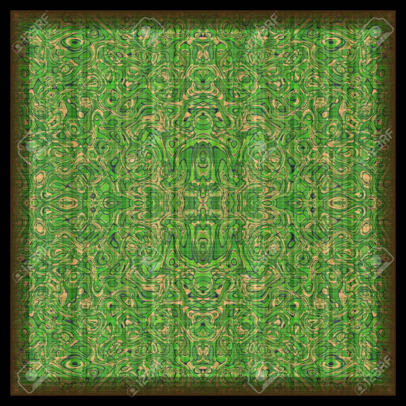 Green Persian Rug Stock Photo Picture And Royalty Free Image With Green Persian Rugs (Image 9 of 15)