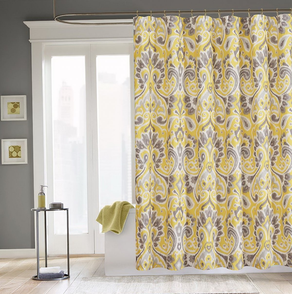 Featured Image of Pattern Curtain Panels