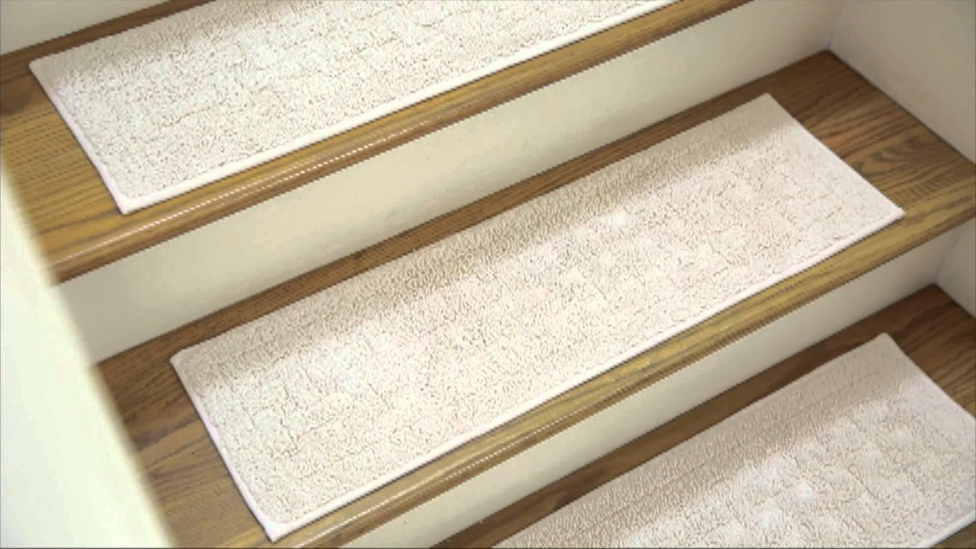 Grey Carpet Stair Treads Best Decor Things Intended For Grey Carpet Stair Treads (Image 11 of 15)
