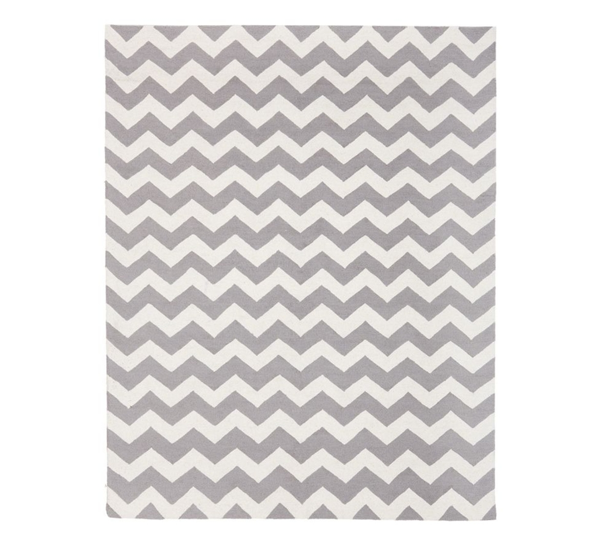 Grey Chevron Rugs Roselawnlutheran Inside Black And Grey Chevron Rugs (Image 11 of 15)