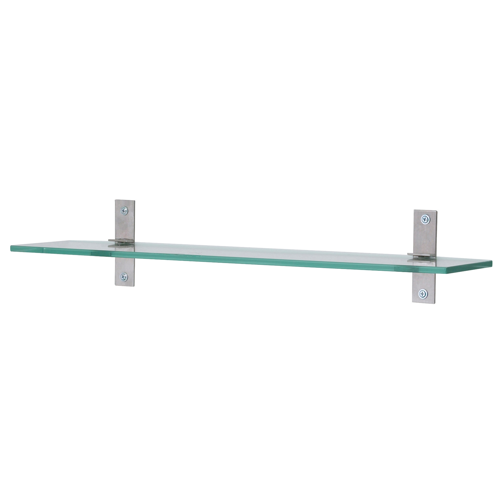Grundtal Glass Shelf 23 58 Ikea Pertaining To Glass Shelves (View 4 of 15)