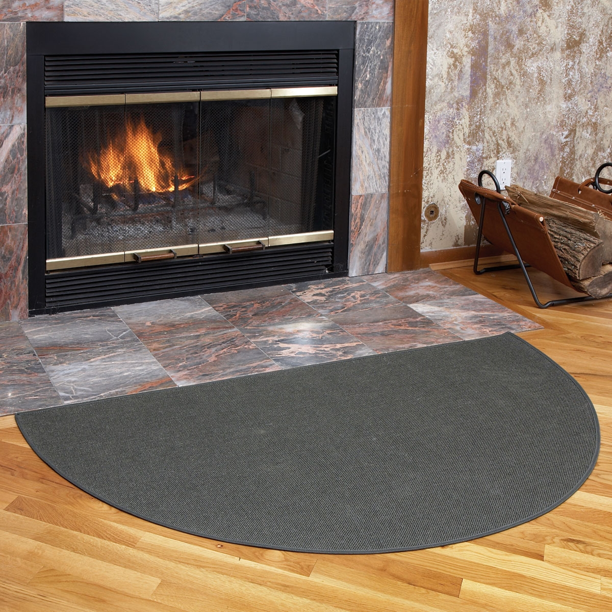 Guardian Hearth Rug 5 Ft From Sportys Tool Shop For Hearth Rugs (Image 7 of 15)