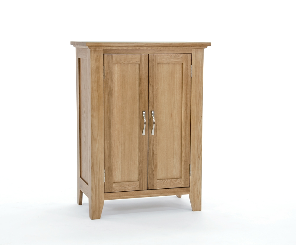 Hall Storage Cupboards From Oak Furniture Solutions Within Cupboards (Image 12 of 15)