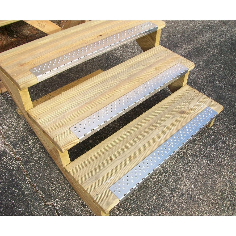 Handi Ramp Non Slip Stair Nosing 30 X 2 34 Discount Ramps Within Stair Slip Guards (Image 9 of 15)