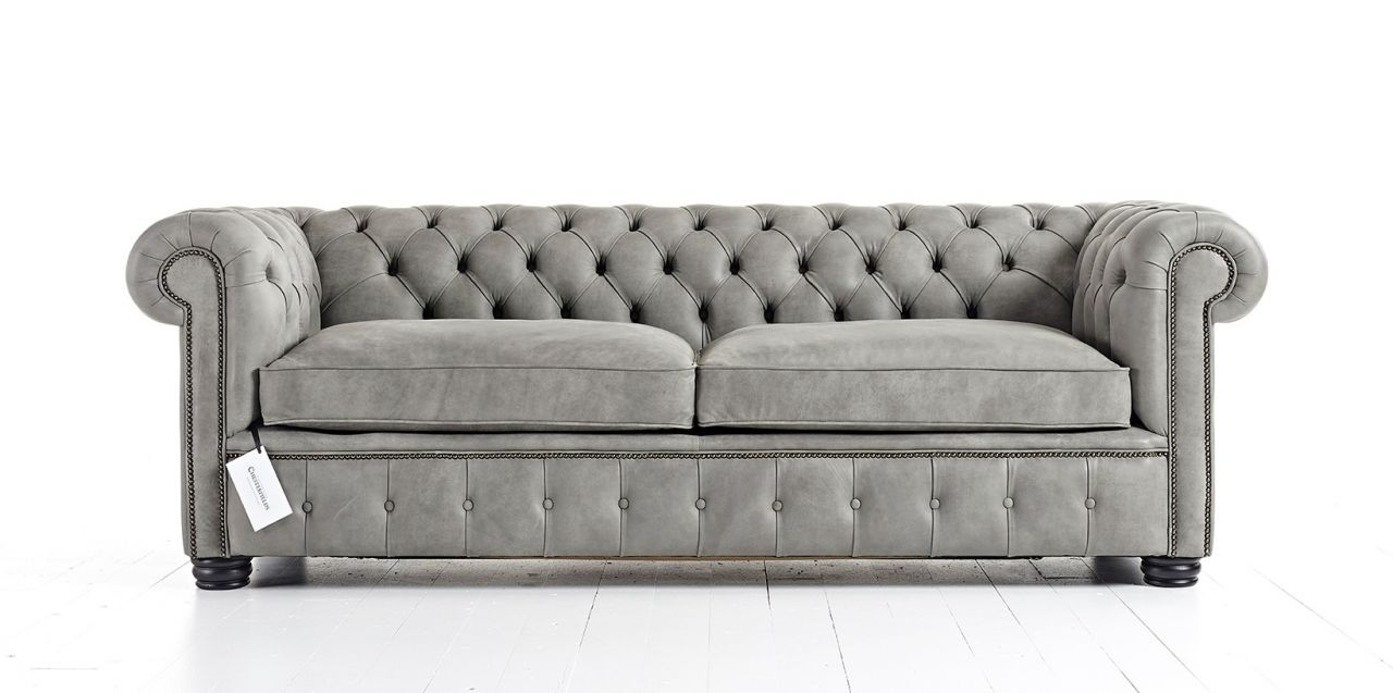 Handmade Chesterfield Sofas Distinctive Chesterfields Usa Regarding Leather Chesterfield Sofas (Image 11 of 15)
