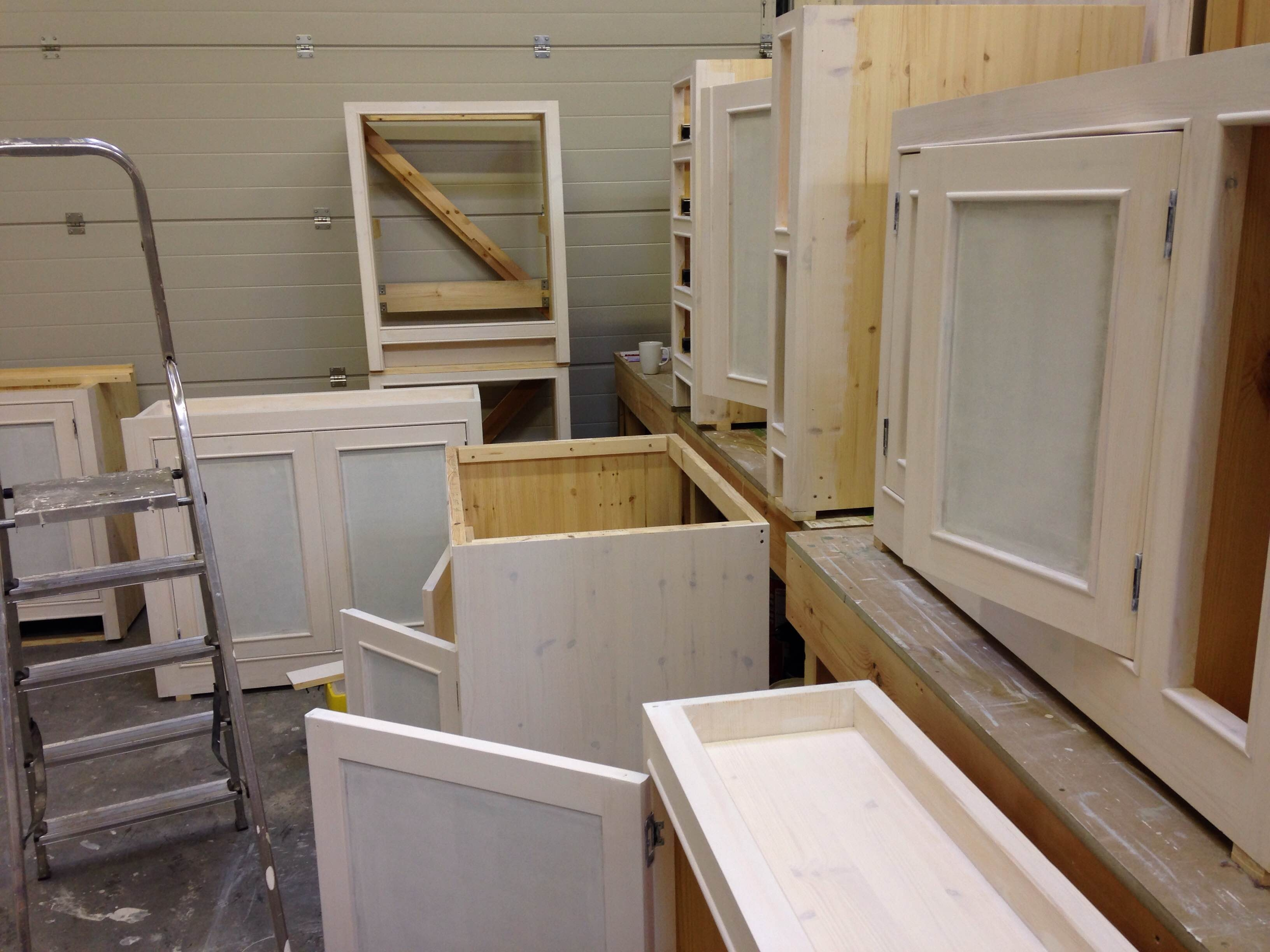 Handmade Kitchen Cabinets Pertaining To Handmade Cupboards (Image 10 of 15)
