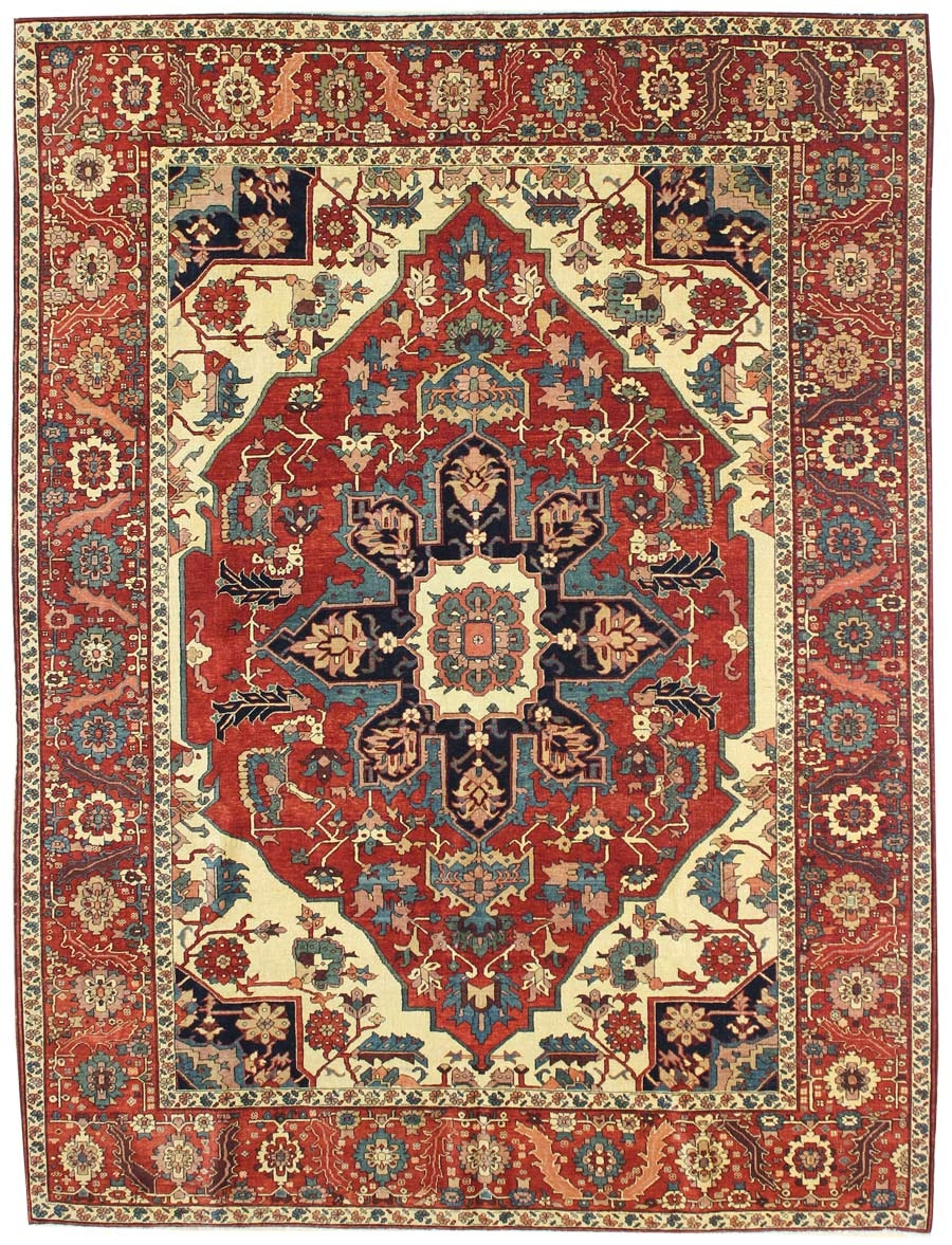 Handmade Oriental Rugs For Original And Classical Home Decor With Regard To Oriental Rugs (Image 4 of 15)