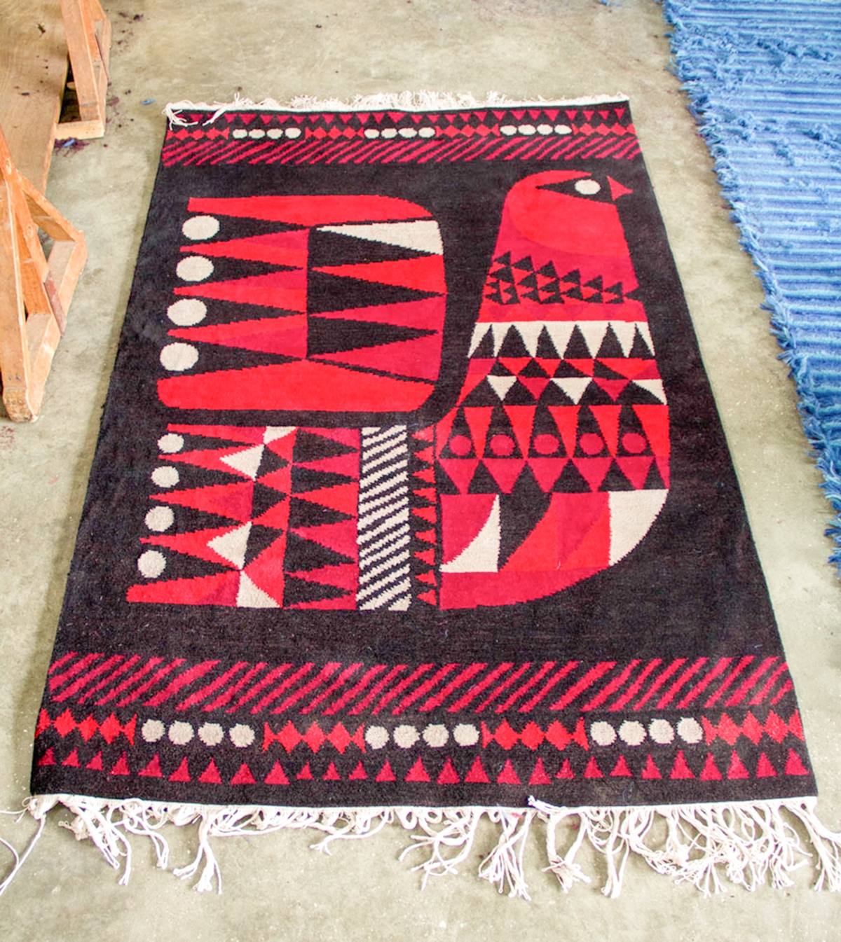 Handmade Rugs That Support Fair Trade Design Milk For Handmade Rugs (Image 13 of 15)