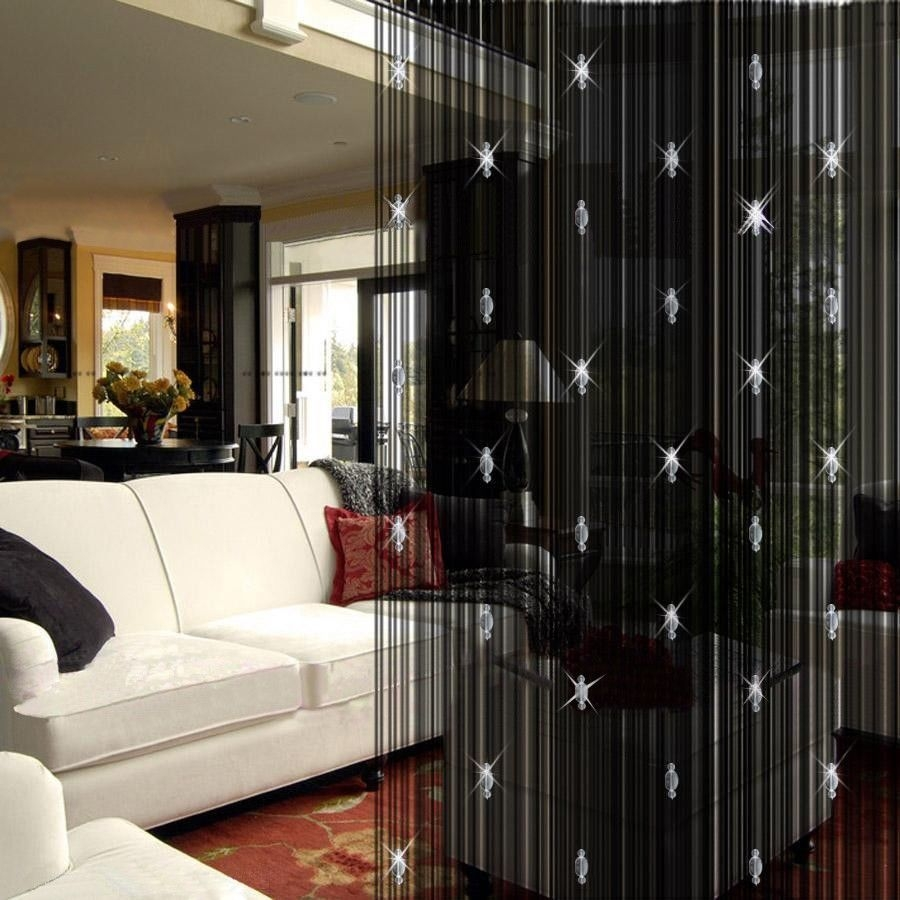 Hanging Curtain Room Divider Ideas Curtain Menzilperde For Room Curtain Dividers (View 15 of 25)