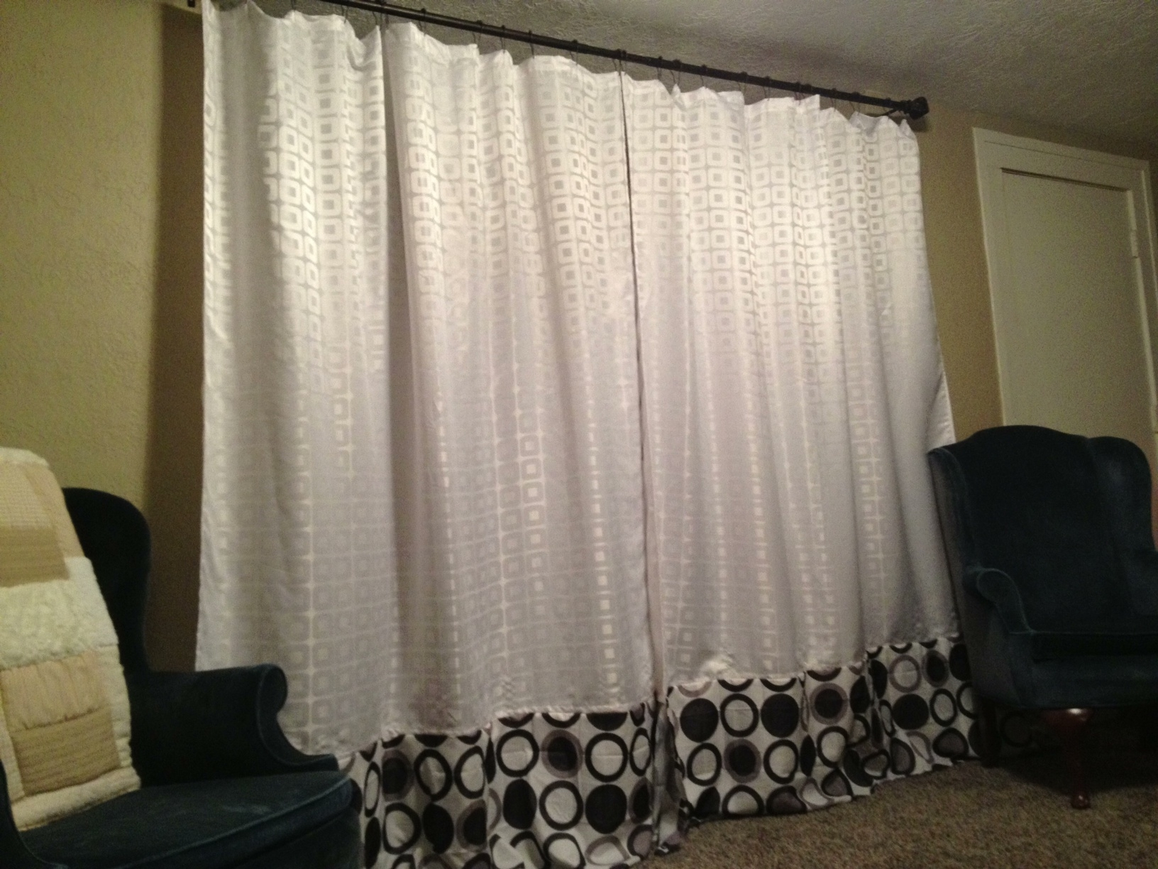 Hanging Curtains Best 25 How To Hang Curtains Ideas Only On For Hanging Curtains (View 5 of 25)
