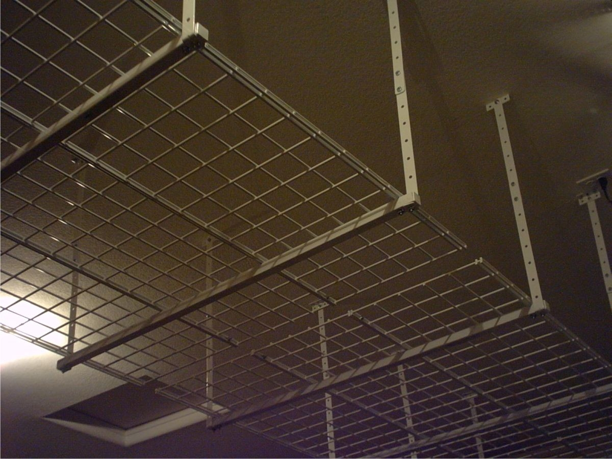 Hanging Shelves From Ceiling 141 Fascinating Ideas On Hanging With Regard To Hanging Glass Shelves From Ceiling (Image 10 of 15)