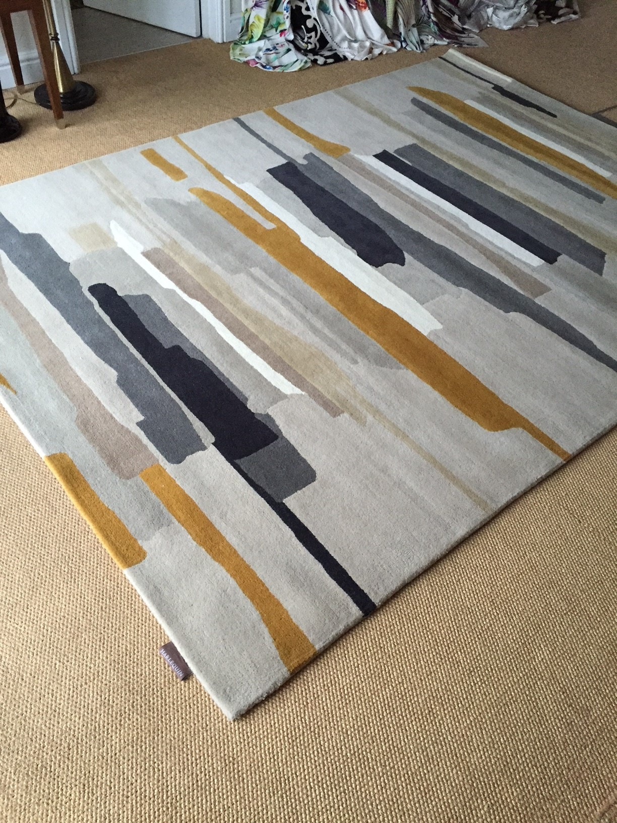 Harlequin Zeal Pewter Rug Produced Brink And Campman Rugs In Intended For Harlequin Rugs (Image 9 of 15)