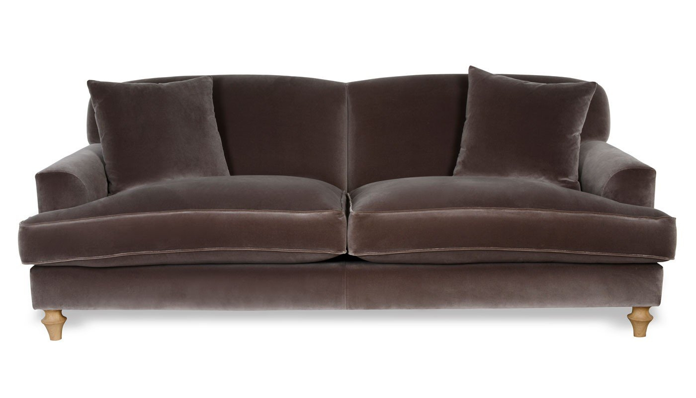 Heals Banbury 4 Seater Sofa Pertaining To Four Seater Sofas (Image 10 of 15)