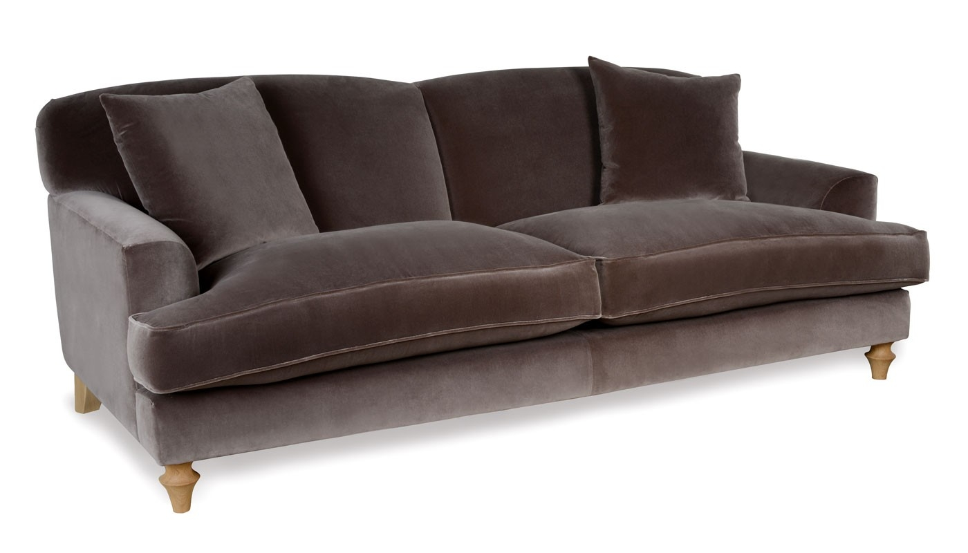 Heals Banbury 4 Seater Sofa Throughout 4 Seater Sofas (Image 9 of 15)