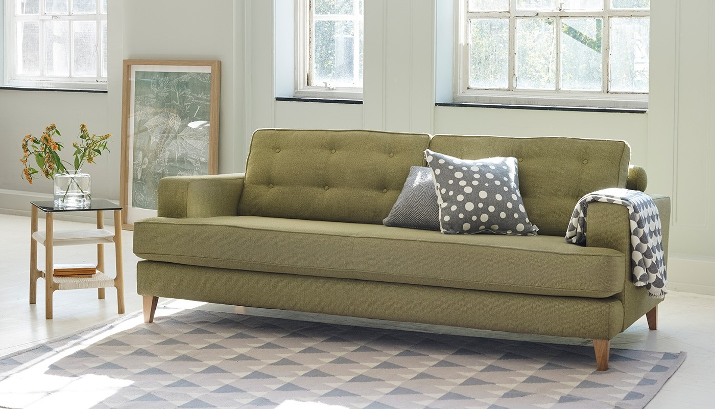 Heals Mistral 4 Seater Sofa For 4 Seater Sofas (View 14 of 15)