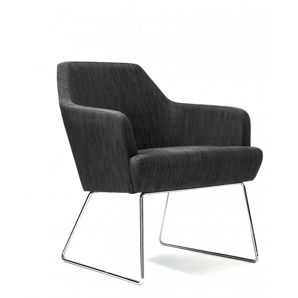 Herman Miller Jetty Compact Armchair Inside Compact Armchairs (Image 10 of 15)