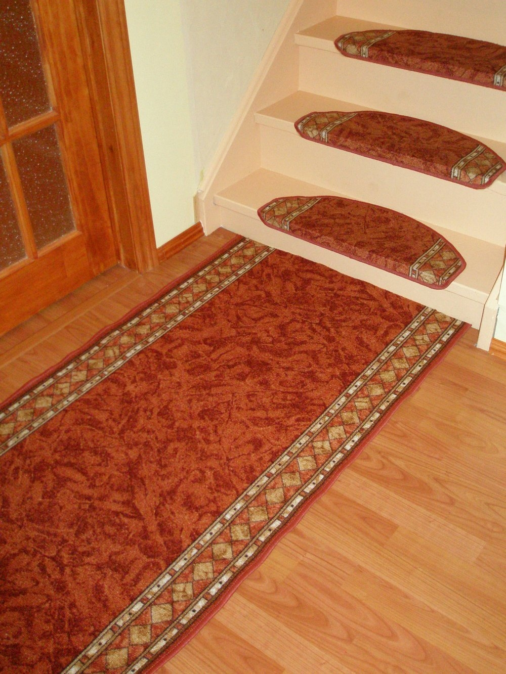 High Quality Carpet Stair Treads Made In Europe Buy In Canada With Regard To Diy Stair Tread Rugs (View 14 of 15)