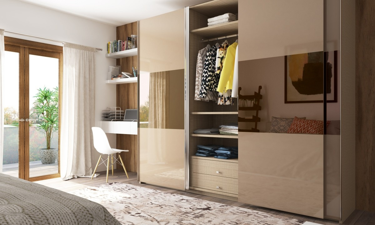 Hinged Doors Or Sliding Doors Whats Right For Your Wardrobe Intended For Sliding Door Wardrobes (Image 8 of 25)
