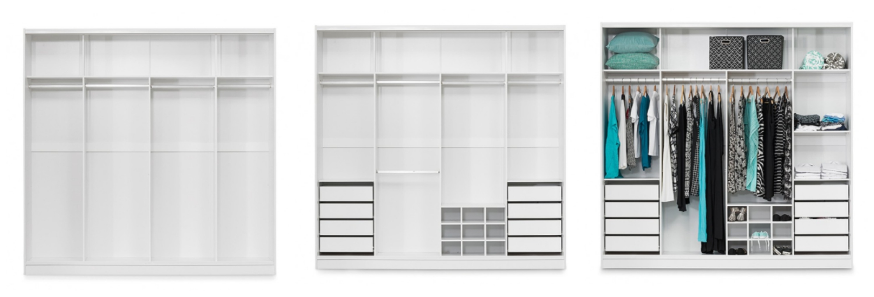 Featured Image of Cupboard Inserts For Wardrobes