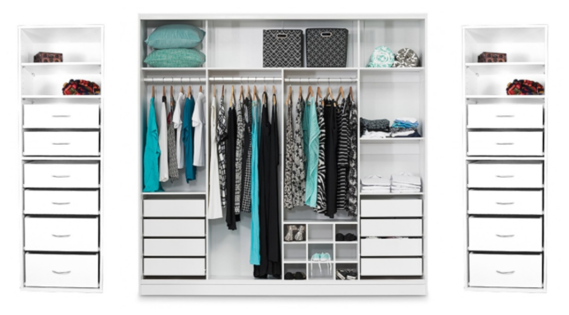 Home Build Update Bedroom Storage Ideas Mums Lounge Regarding Cupboard Inserts For Wardrobes (Image 12 of 25)
