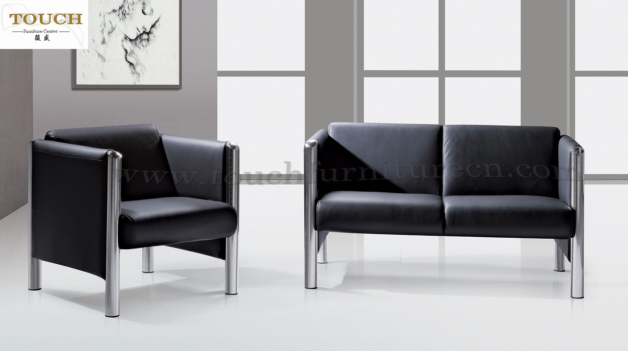 Home Office Furniture Office Chairs Office Sofa With Metal Office Pertaining To Office Sofa Chairs (Image 6 of 15)