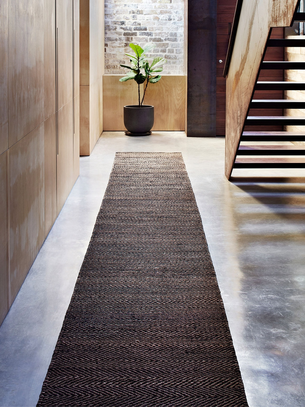 15 Inspirations Entrance Runners Area Rugs Ideas